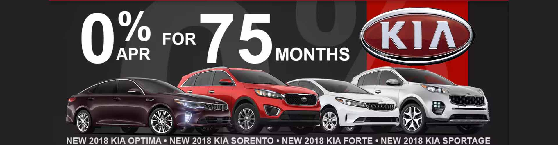 Kia's 0 FOR 75 MONTHS Sale at Kia of Lincoln